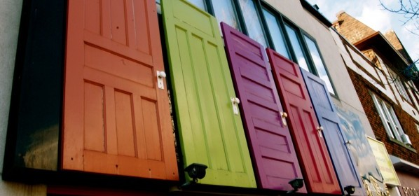 Consejo de Carpintería: Cambiar puerta de madera de casa
