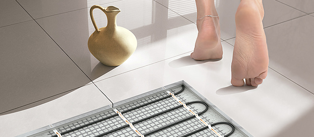 ¿Cual es el funcionamiento del suelo radiante como calefacción para el hogar?