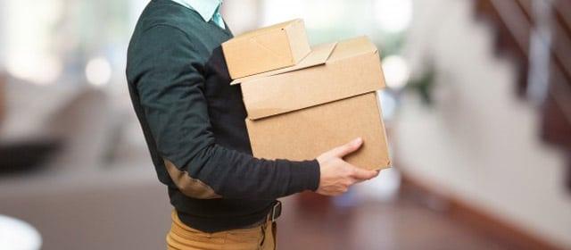Usos de las cajas de cartón para el hogar y el trabajo